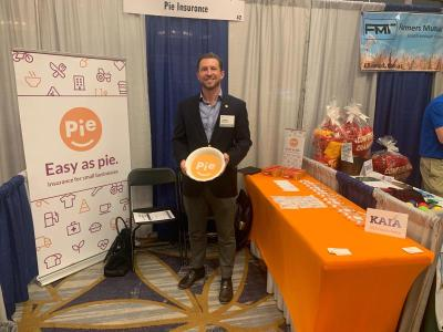 Pie Insurance table