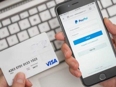Visa, Paypal