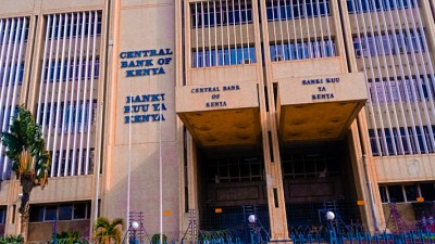 Kenya, central bank