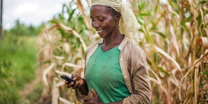 Financial Inclusion Farmers Agriculture Africa