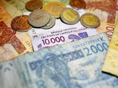 Another move against French colonialism The eco currency in Africa scaled