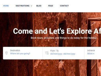 Nigerian startup Afriktrip launches online travel marketplace 1