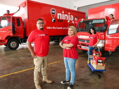 Ninja Van E commerce surge was both a boon and challenge