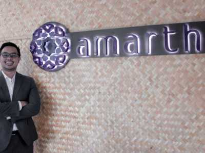 Amartha CEO Andi Taufan