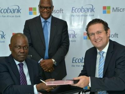 Ecobank Microsoft
