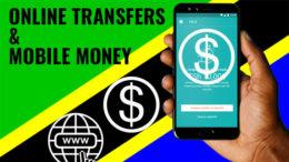 mobile money tanzania