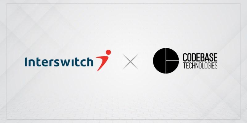 Codebase Technologies and Interswitch partnership
