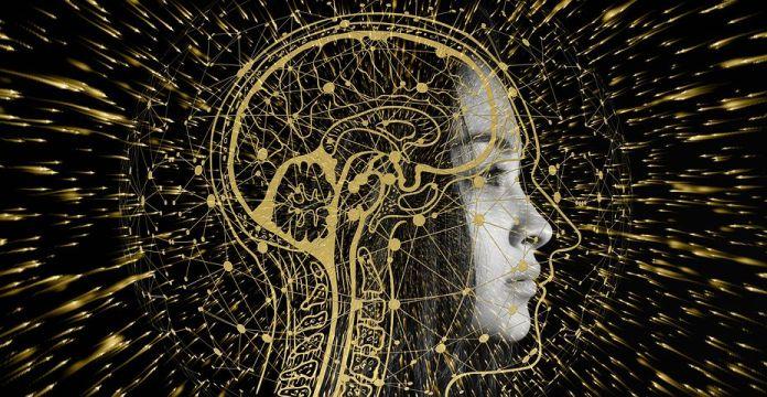 Image Symbolizes Artificial Intelligence and Quantum Computing