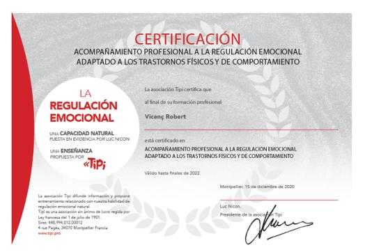 Foto Diploma TIPI