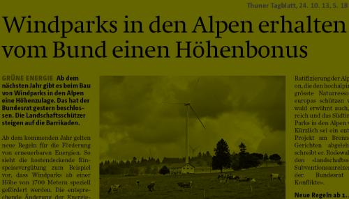 Windparklandwirtschaft
