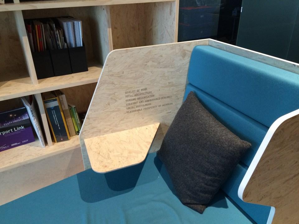 Arup Chair