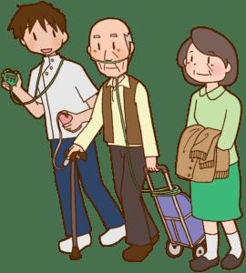 出張自費型訪問リハビリ 東京 外出支援