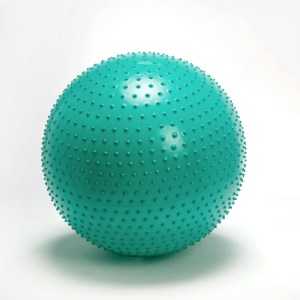 Gymnic Therasensory 65, Green, Spiky Rings for Hand & Finger Massage, Stimulating Sensory Impulses