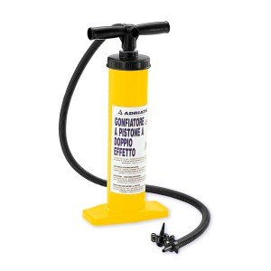 Gymnic Track Pump – Plastic Track Pump