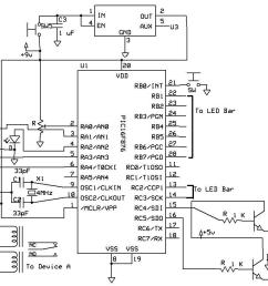 the switch relay circuit diagram the primary components are a pic and [ 1253 x 843 Pixel ]