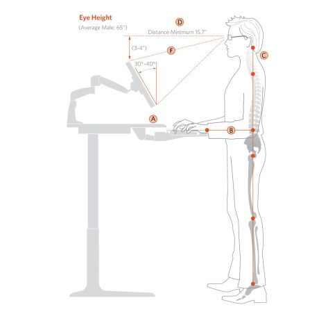 Man_Standing_Ergonomic_Positioning_Workrite_Ergonomics
