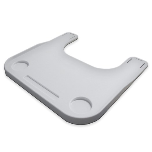Plastic Wheelchair Tray
