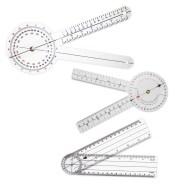 3 Piece Goniometer Set