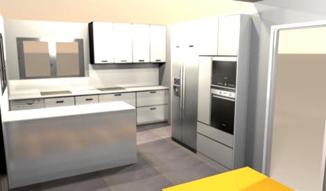 render-cocina-verde1