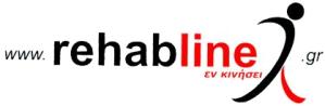 logo | RehabLine-Χρονόπουλος-Γουγής-Προσθετικά, Ορθοτικά και Τεχνητά Μέλη, Κηδεμόνες, Κοσμητική σιλικόνης, Αμαξίδια και τροχήλατα βοηθήματα στήριξης