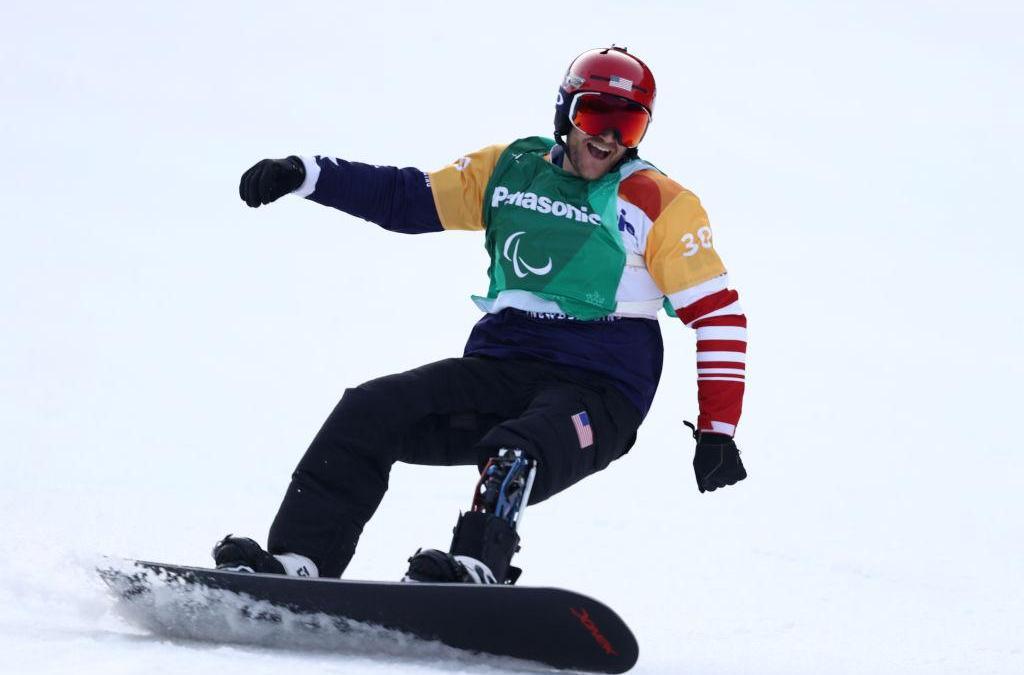 Οι αδάμαστοι παραολυμπιονίκες του snowboard