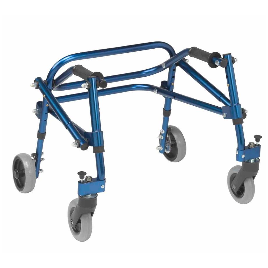 Nimbo 4-caster Rollator Pediatric 1