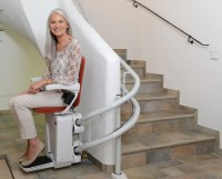 Alpha Stairlift | stair climber stairlift