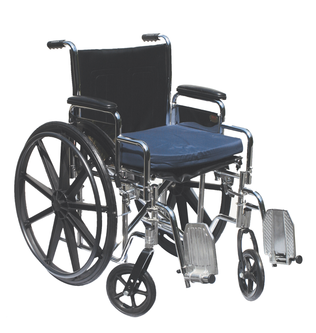 Wheel Chair Cushion Gel And Gel Foam Seat Cushion