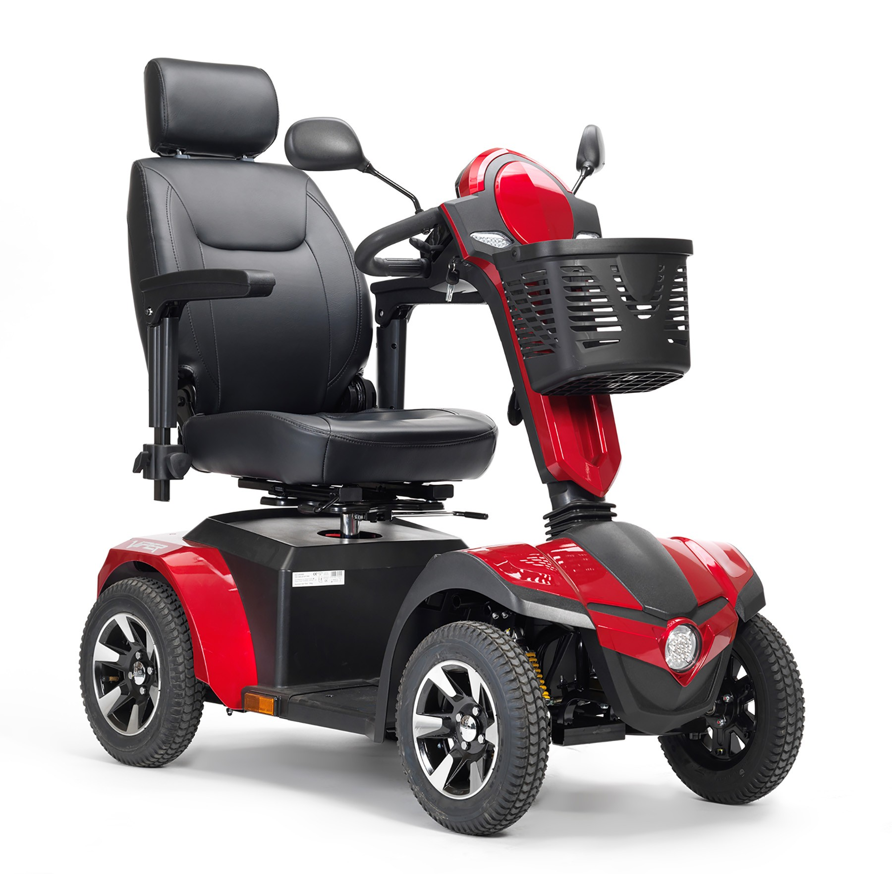 Hoveround Chair Panther Heavy Duty 4 Wheel Mobility Scooter