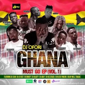 ALBUM: DJ Ofori – Ghana Must Go Mixtape EP