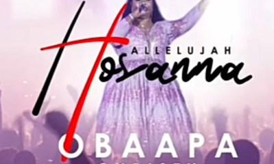 Obaapa Christy - Hallelujah Hosanna Mp3 Audio Download