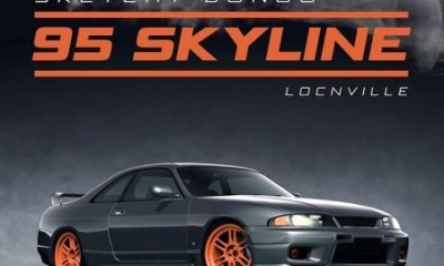 Sketchy Bongo - 95 Skyline Ft. Locnville Mp3 Audio Download