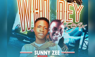 Sunny Zee Ft. Yung Effissy - Who Dey ( Remix )