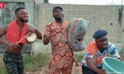 VIDEO: Broda Shaggi And His Friends Turn Beggars (Comedy) Mp4 Download