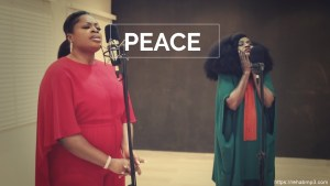 AUDIO + VIDEO: Sinach – Peace Ft. TY Bello & George