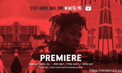 Kwesi-Arthur-–-Stay-Home-With-Me-Live-Session