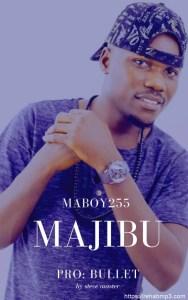 Maboy255 – MAJIBU