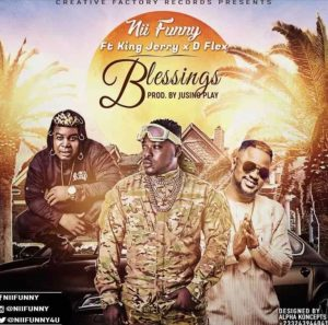Nii-Funny-–-Blessings-Ft-D-Flex-King-Jerry