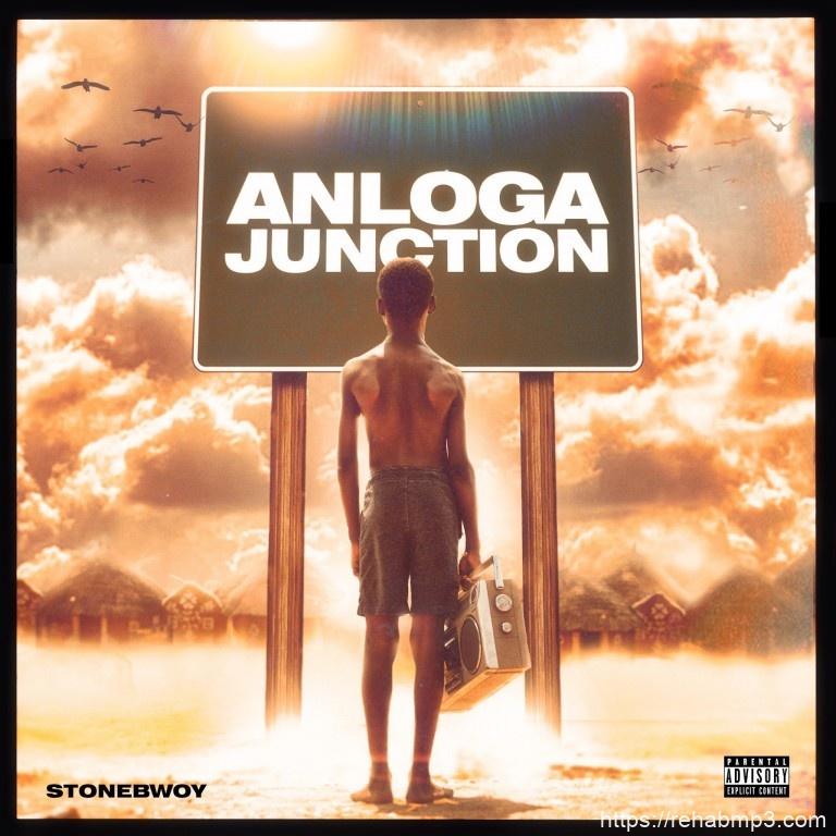 DOWNLOAD: Stonebwoy – Anloga Junction (Full Album)