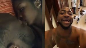 LEAKED: Davido S£x Tape Leaks Out Again In Self Isolation (See Video) 🔞