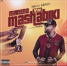 Nikki Mbishi Ft. Tosha – MANENO YA MASHABIKI