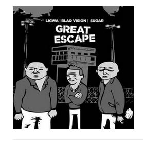 EP: DJ Ligwa, Blaq Vision & Sugar – Great Escape