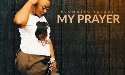 Kgomotso Sebage My Prayer Mp3 Download