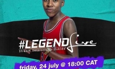 Oskido Legend Live Mix Mp3 Download