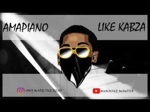VIDEO: Tony – Like Kabza (Amapiano 2020)