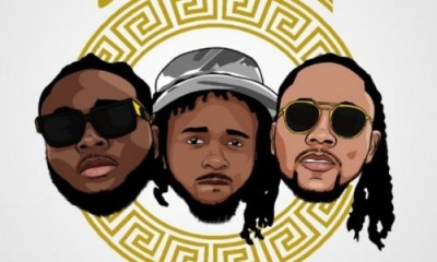 AfricanMigos – One Time Ft. Danagog