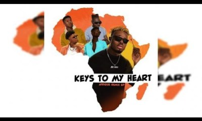 Mr. Dutch – Keys To My Heart Ft. Kidi