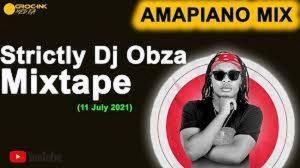 Dj Obza – Amapiano Mix 11 July 2021