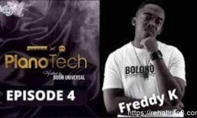 Freddy K – Piano Tech Mix (Episode 4)