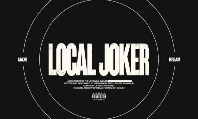Maxo Kream – Local Joker